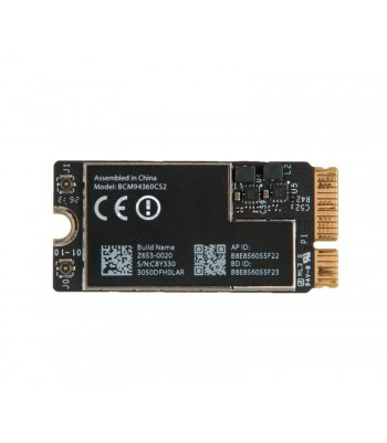 Плата WiFi-AirPort Bluetooth BCM94360CS2 для MacBook Air 11 13 A1465 A1466 Mid 2013 Early 2014 Early 2015 661-7465 653-0020