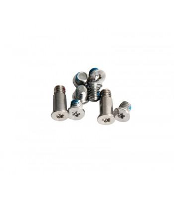 Винты / комплекты нижнего корпуса для MacBook 12 Retina (Silver, Серебро) (A1534)