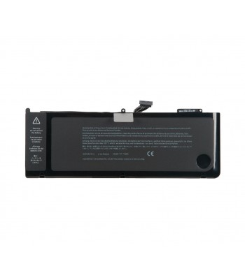 Аккумулятор для MacBook Pro 15 A1286 77.5Wh 10.95V A1382 Early 2011 Late 2011 Mid 2012 661-5844 020-7134A / AAA