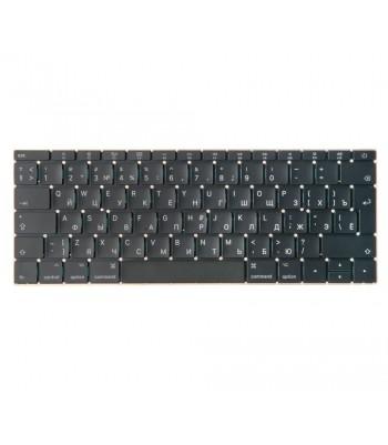 Клавиатура для MacBook 12 Retina A1534 Early 2015 Г-образный Enter RUS РСТ