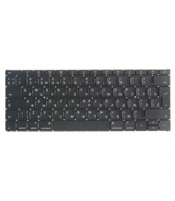 Клавиатура для MacBook 12 Retina A1534 Early 2016 Г-образный Enter RUS РСТ