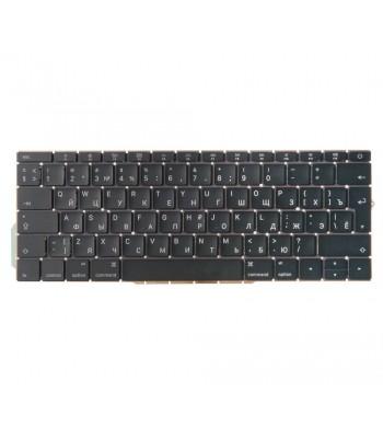 Клавиатура для MacBook Pro 13 Retina A1708 Late 2016 Mid 2017 Г-образный Enter RUS РСТ