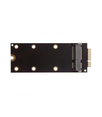 Адаптер-переходник mSATA / SSD для MacBook Pro Retina A1398 A1425 7+17 Mid 2012 Late 2012 Early 2013