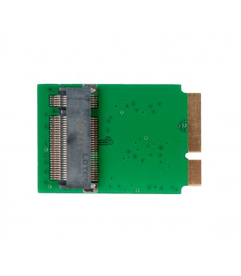 Адаптер-переходник SSD M.2 (NGFF) средний для установки в MacBook Air Mid 2012 / NFHK N-2012NB