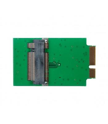Адаптер-переходник SSD M.2 (NGFF) 6+12 средний для MacBook Air 2010 2011 A1369 A1370 / NFHK N-2011N