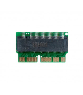 Адаптер-переходник SSD M.2 (NGFF) короткий для установки в MacBook Imac Mid 2013 Early 2014 Early 2015 Mid 2017 A1465 A1466 A150