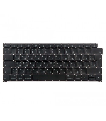 Клавиатура для MacBook Air 13 Retina A1932 Late 2018 Mid 2019 Г-образный Enter RUS РСТ