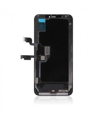 Дисплей в сборе с тачскрином для iPhone Xs Max черный с рамкой Incell TFT RX