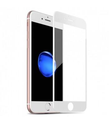 """Защитное стекло 3D в техпаке для Iphone 7/8 (4.7"""") 0.3mm, белое"""