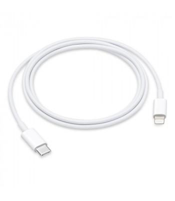 Кабель Lightning - USB-C 1м (MK0X2ZM/A), белый (в коробке)