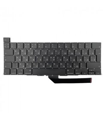 Клавиатура MacBook Pro Retina TouchBar A2141 Г-образный Enter RUS РСТ / OEM