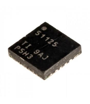 ШИМ-контроллер TPS51125 для MacBook